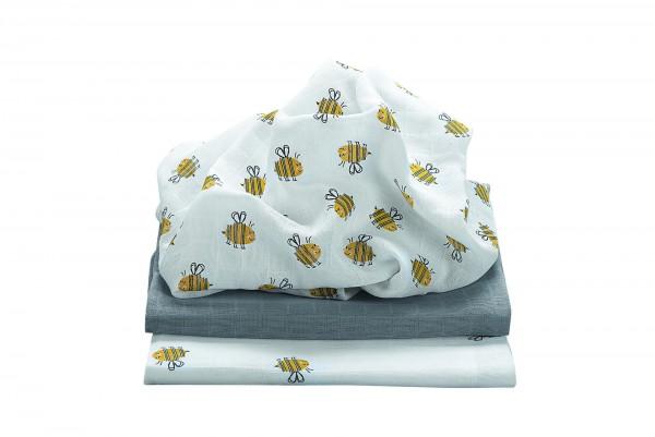 """Windeln """"honey bee"""" 3er Pack"""