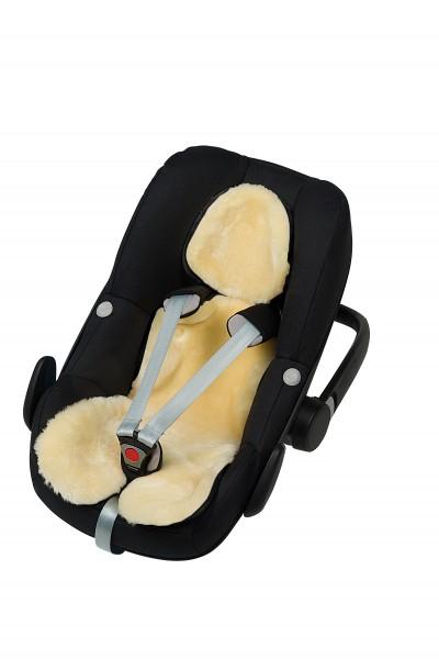 Lammfellauflage Schalensitz