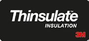Füllung: Thinsulate